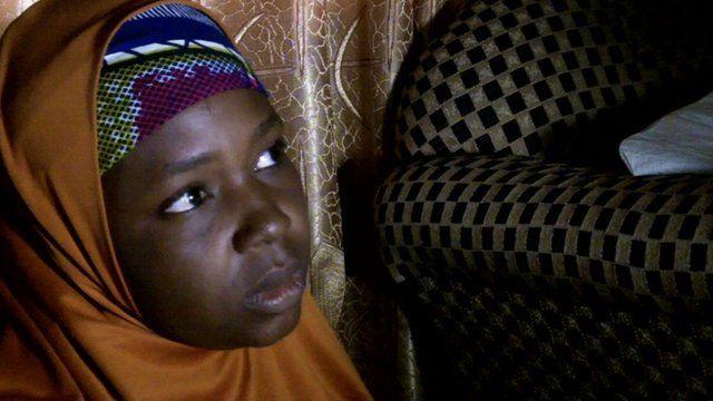 28-year-old widow from Maiduguri
