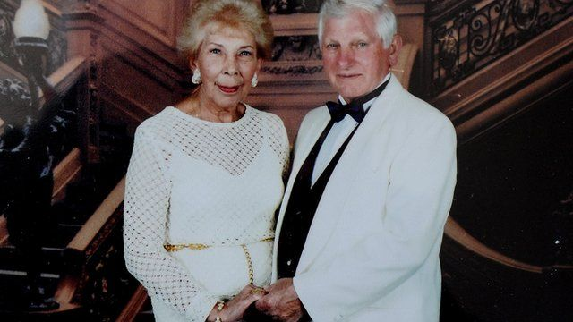 Eric and Valerie Ward