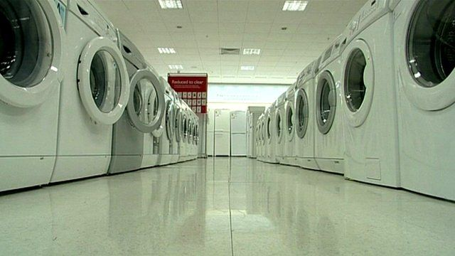 Washing machines for sale