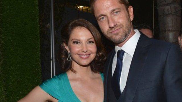 Ashley Judd and Gerard Butler