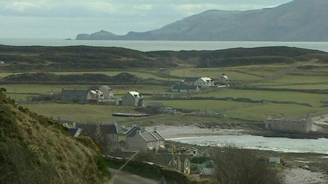 View of Rathlin