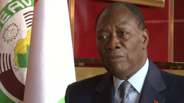 President Ouattara