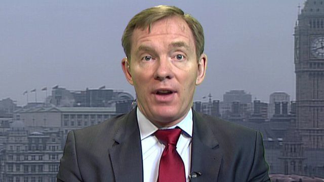 Shadow Home Office Minister Chris Bryant