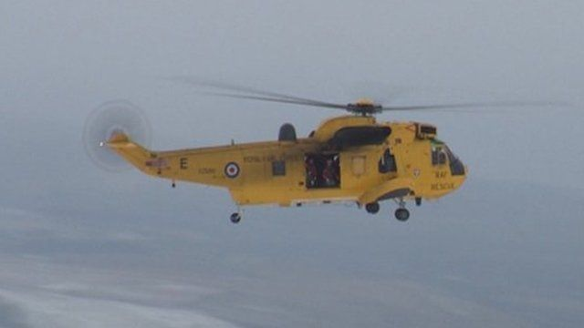 Private Company To Run UK Search And Rescue Helicopters  BBC News