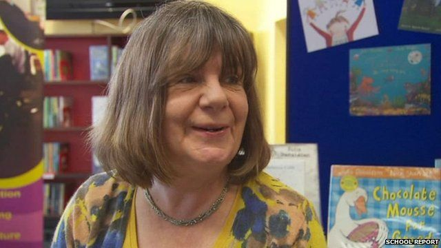 Children's Laureate Julia Donaldson