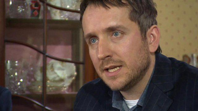 Dan Barnard, Russell Joslin's brother-in-law