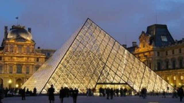 Louvre is most visited venue of 2012