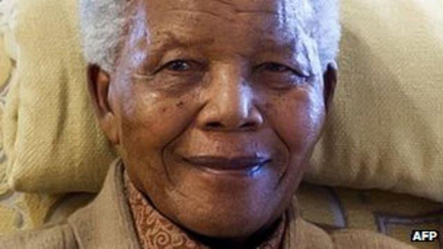 Churches hold prayers for ailing Nelson Mandela
