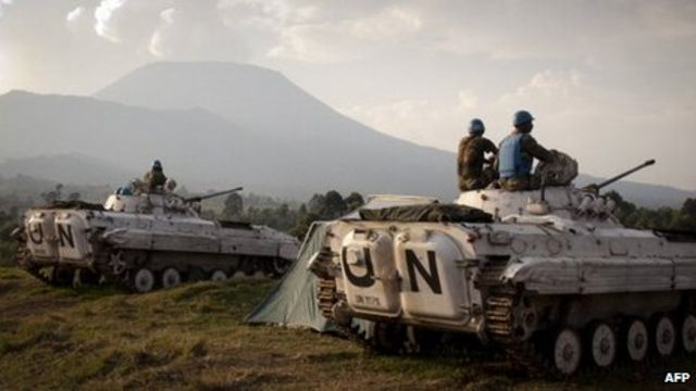 DR Congo conflict: M23's Bisimwa reject UN force