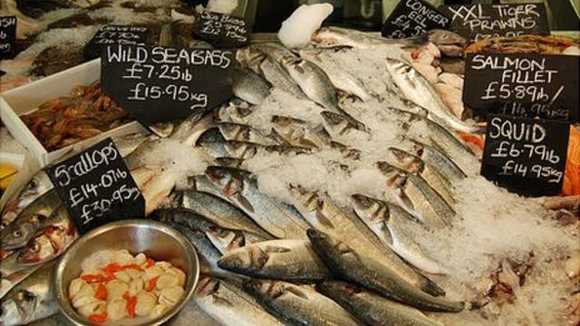 Mislabelled fish slip into Europe's menus
