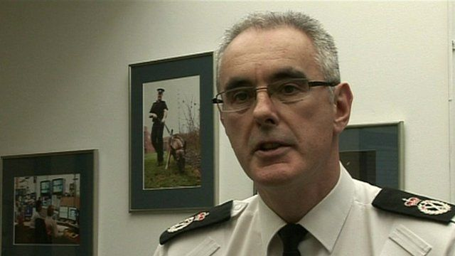 Chief Constable Phil Gormley