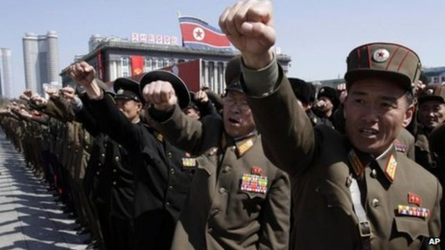 US sees 'no changes' to North Korean military posture