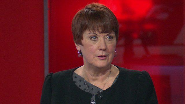 HSE chair Judith Hackitt