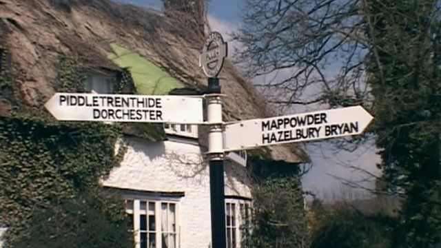 Sign in Piddlehinton