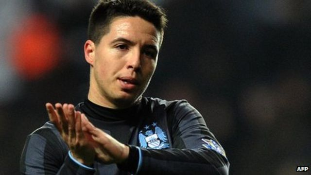 Manchester City's Samir Nasri banned from driving