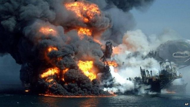 Deepwater Horizon: Gulf of Mexico 'deep-cleaned' itself