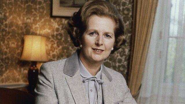 1980 British Prime Minister Margaret Thatcher