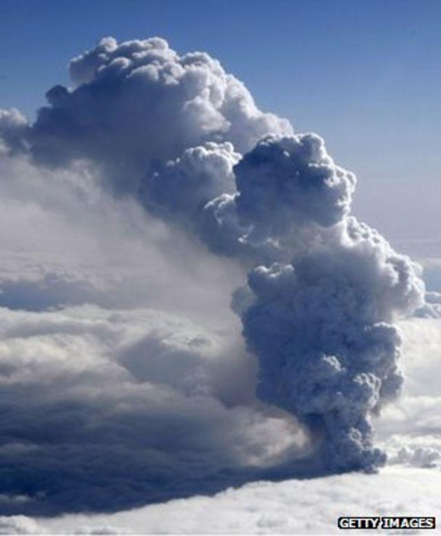 Iceland volcano ash cloud triggers plankton bloom