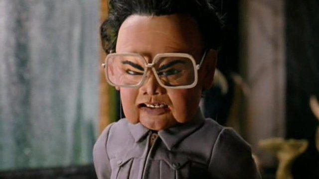 Team America puppet of former North Korea leader
