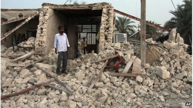Deadly quake in south-west Iran's Bushehr province