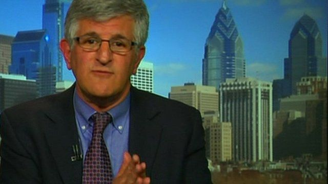 Dr Paul Offit, infectious diseases specialist