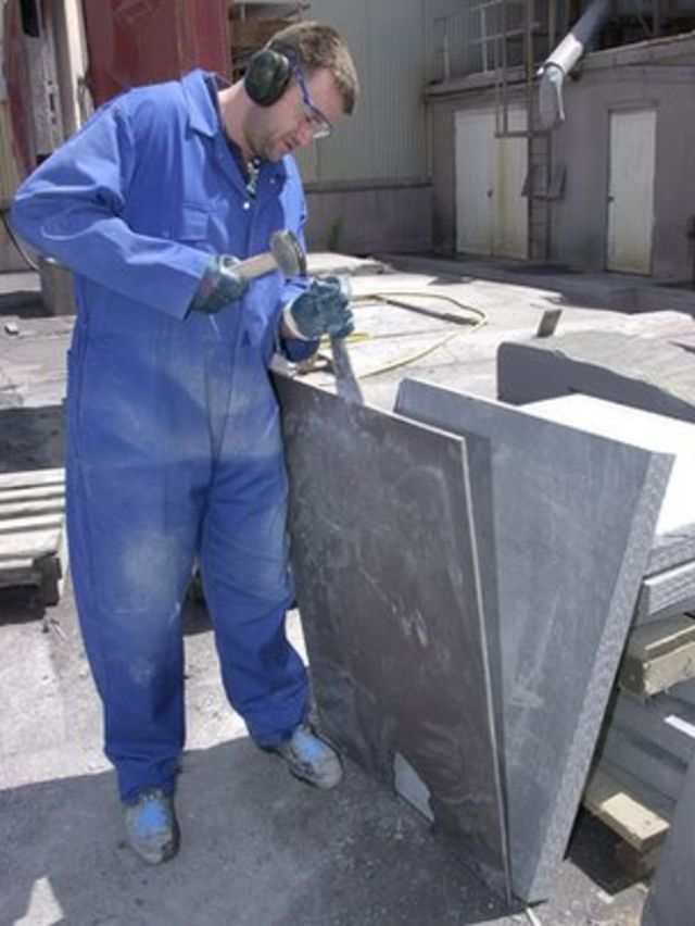 Welsh slate: Strong, thin, and long on history
