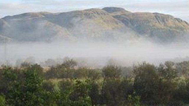 Dumyat hill