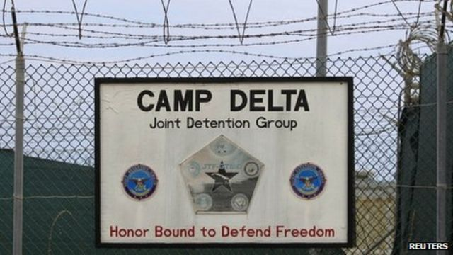 Clashes at Guantanamo over hunger strike prisoners