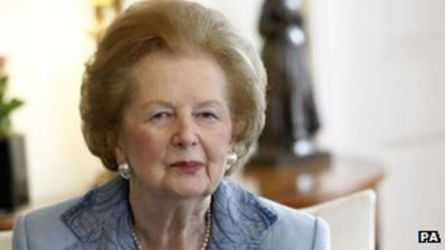 Thatcher memorial library plans unveiled