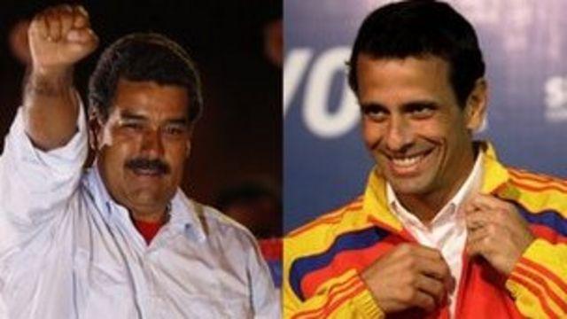 Venezuelans vote to choose Hugo Chavez successor