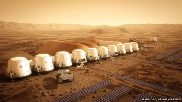 Mars One to launch first test mission