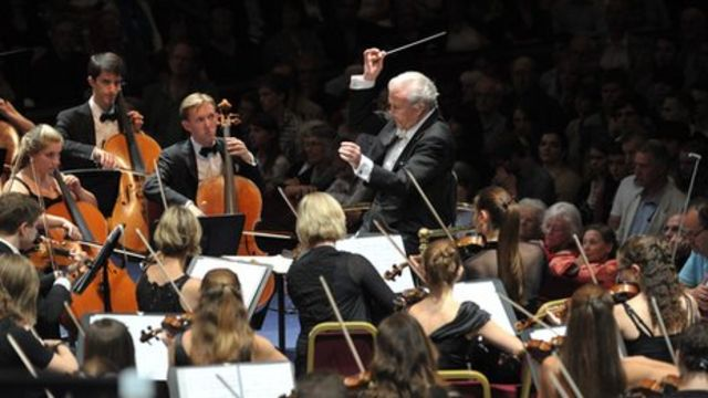 Conductor Sir Colin Davis dies