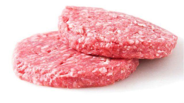 Beef burger generic