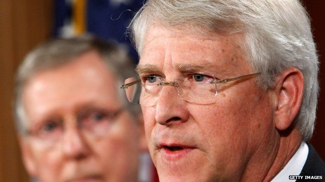 Republican senator Roger Wicker