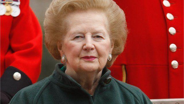 Lady Thatcher