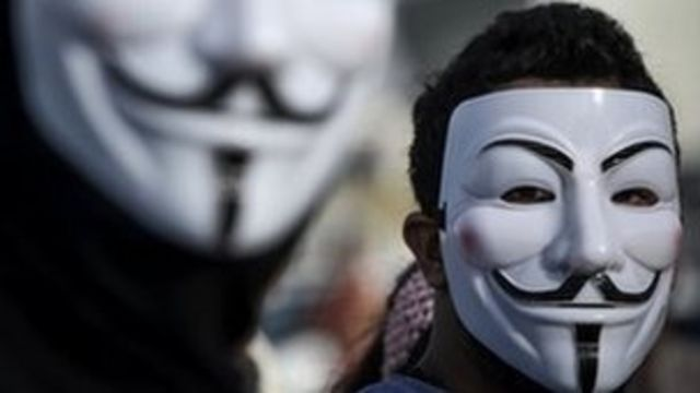 Anonymous group launches citizen journalism website