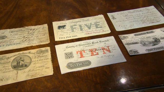 Rare banknotes