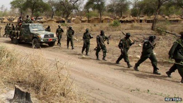 South Sudan clashes: Army 'attacked Lorema hospital'
