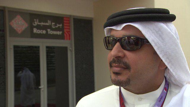 Crown Prince Salman bin Hamad bin Isa al-Khalifa