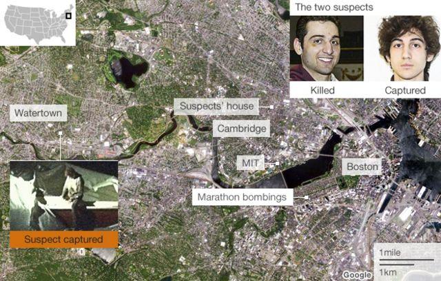 Boston Marathon bombs: City to pay tribute to victims