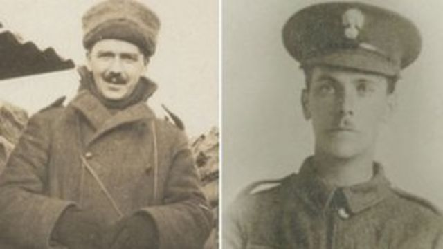 WWI soldiers finally laid to rest after 96 years