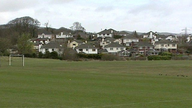 Playing field