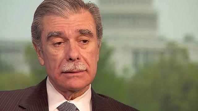 Former Republican Secretary of Commerce, Carlos Gutierrez