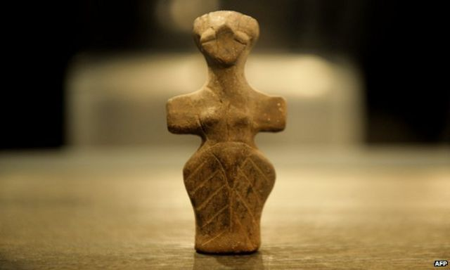 Europeans drawn from three ancient 'tribes'