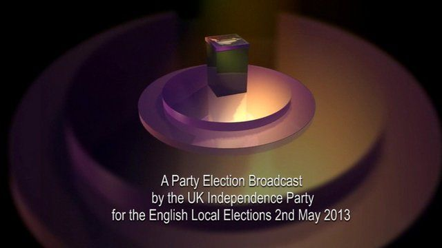 UK Independence Party Election Broadcast