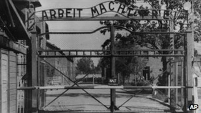 Germany arrests 'former Auschwitz guard' Hans Lipschis