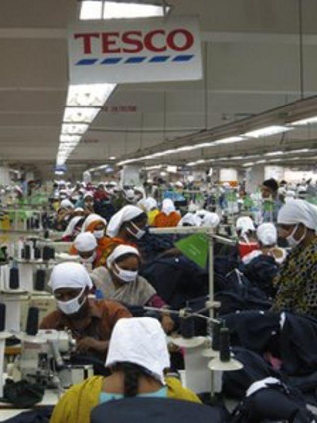 The dark underworld of Bangladesh's clothes industry