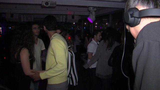 Nightclub in Cairo