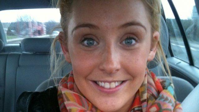 18-year-old Bethany Jones