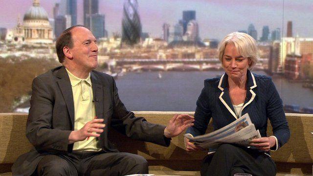 Simon Hughes & Sarah Baxter review the Sunday newspapers